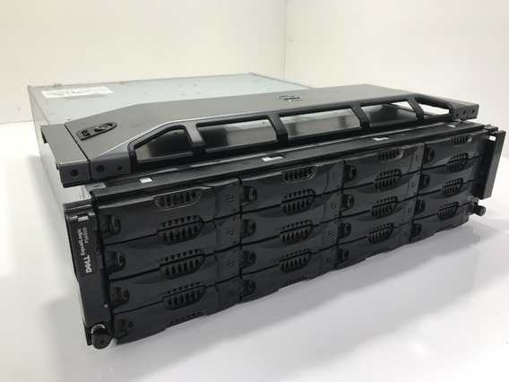 Storage Equallogic Ps6000x 16 Hds Sas 300gb 15k 4.8tb 00vx8j