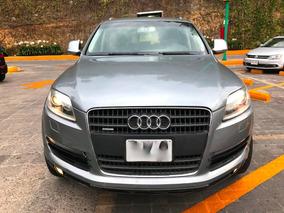 Audi Q7 2008 Luxury V6 - Remate