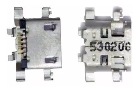Usbconector Carga Micro Moto G4 Plus Xt1640 Xt164 Kit 10und
