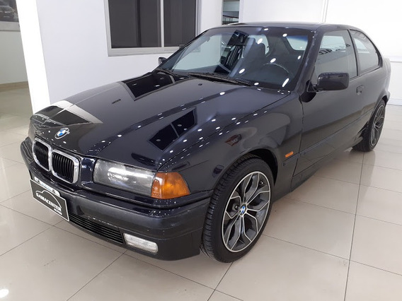 Bmw Serie 3 1.8 318s Cupe 1997 Negro
