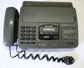 Secretária Eletrônica Panasonic Kx-f780 / Funcionando