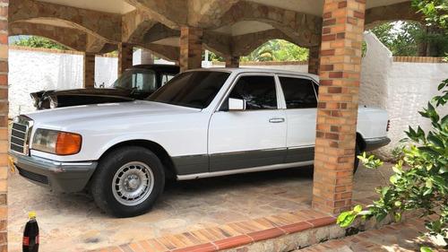 Mercedes Benz W126 Versión Palomino Original 280s