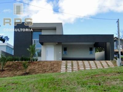 Casa Em Condomínio Fechado Em Bragança Paulista - Cc00353 - 34102447