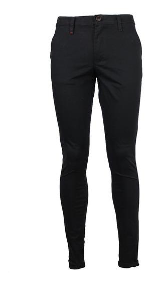 Pantalón Gabardina Negro