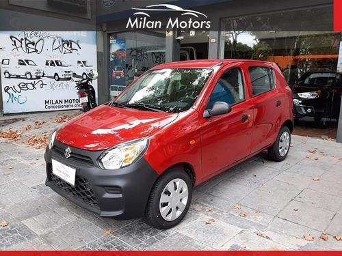 Imagen 1 de 14 de Suzuki Alto 800 0km - Financio Con Usd 4500 Se Lo Lleva !!!
