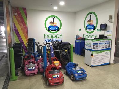 Negocio De Alquiler De Carros Infantiles