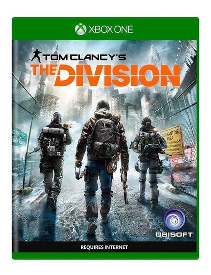 Tom Clancys The Division Xbox One Mídia Física