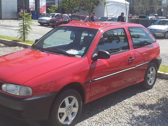 Gol Bolinha, Gol G2, Volkswagen Gol I Plus 1.0, 1996