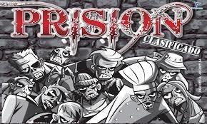 Juego De Mesa - Prision