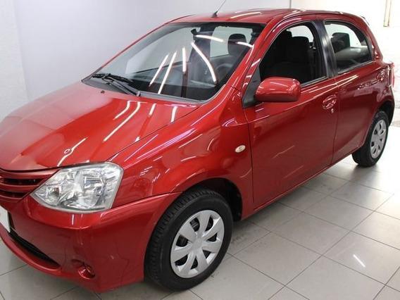 Toyota Etios Xs 1.3 16v Flex, Igb1212