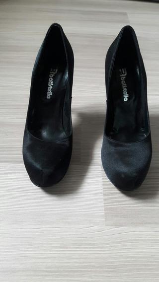 Zapatos Negros De Vestir O De Fiesta