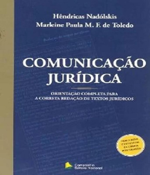 Comunicacao Juridica - Nacional - 02 Ed