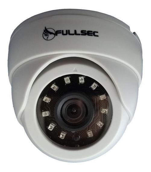 Câmera Dome Ahd 720p 2.8mm 1/3 30 Metros 12x Led Fs-ah13