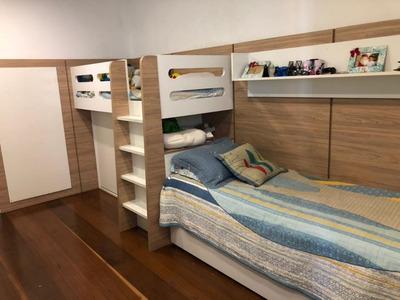 Apartamento Em Centro, Campinas/sp De 154m² 3 Quartos À Venda Por R$ 650.000,00 - Ap220809