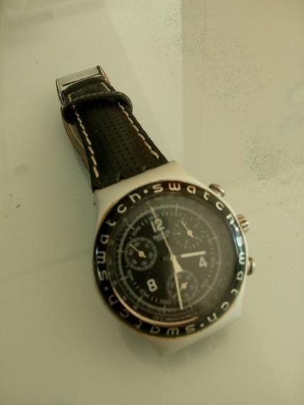 Relogio Swatch Irony Aluminium Original