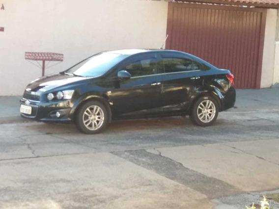 Chevrolet Sonic Sedã 2012/2013