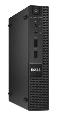 Dell Optiplex 3070 Intel® Core I3 9ª Ger 8gb Ssd M.2 128gb