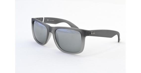 Óculos De Sol Rayban Justin Rb4165l 852/88 Acetato Unissex