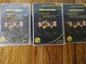 Curso De Cabeleireiros De Lalastra Kit Contendo 25 Dvds