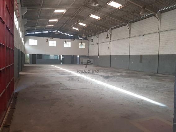 Galpao Industrial - Sertaozinho - Ref: 1127 - L-1127