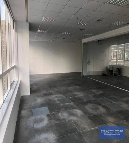 Conjunto Comercial Para Alugar, 260m² - Brooklin - São Paulo/sp - Cj0154