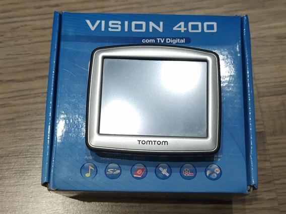 Gps Vision 400 Com Tv Digital Tomtom