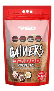 Gainers Bolic Mass 32000 (3kg) - Red Series