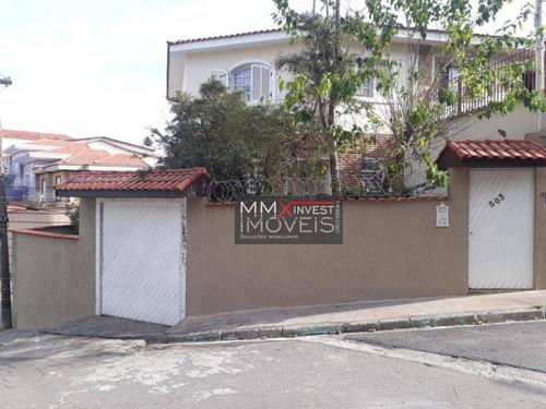Sobrado Com 4 Dormitórios À Venda, 200 M² Por R$ 750.000,00 - Vila Pedra Branca - São Paulo/sp - So0746