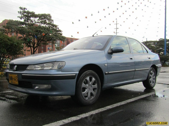 Peugeot 406 2.0 Aa Ab Abs At