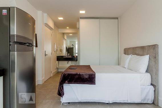 Apartamento À Venda - Vila Olímpia, 1 Quarto, 30 - S893030558