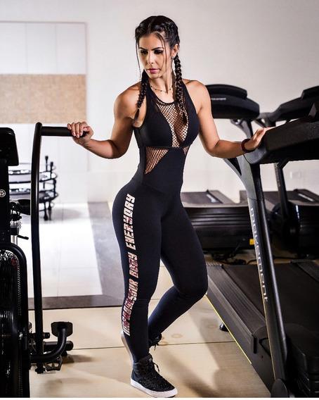 Jumpsuit Superhot Brasil Enterizo Fitness Modelos Exclusivos
