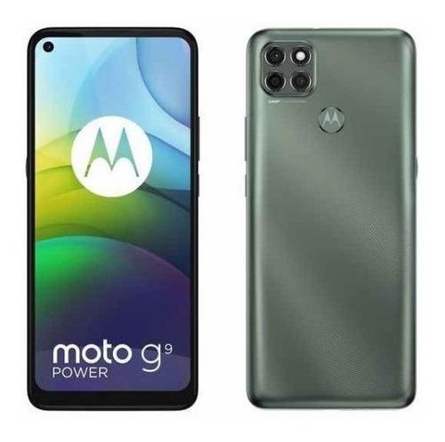 Motorola Moto G9 Power 4 Gb Ram 128 Gb 4g Lte Dual Sim