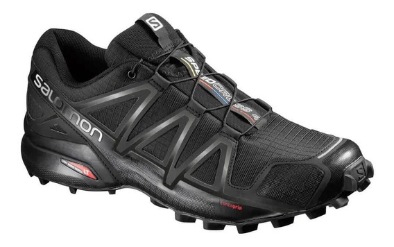 Tênis Speedcross 4 W Salomon - Preto