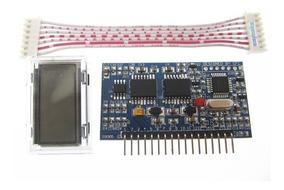 Egs002 Controle Spwm Inversor Senoidal Eg8010 Ir2113 Display