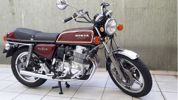 Honda Cb 750 Four F - Raridade Ano 76 Impecável