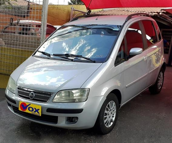 Fiat Idea Elx 1.4 Flex 2007