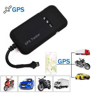 Gps Rastreador Satelital Tracker Auto Carro Moto Tiempo Real