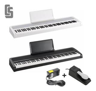Piano Digital Korg B2 88 Notas Hammer Action Y Usb Midi