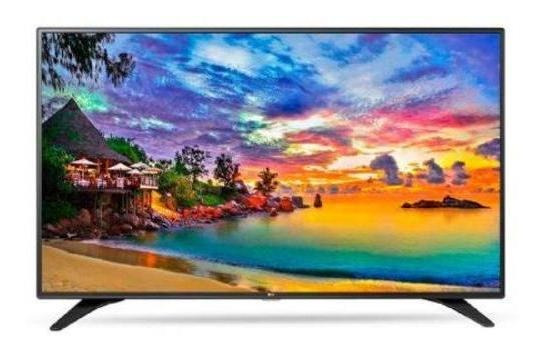 Tv Led 43´ Full Hd Lg, Conversor Digital, Hdmi, Usb 43lv300c