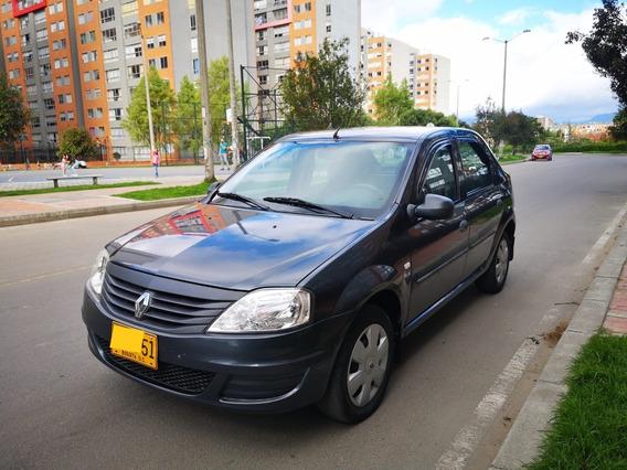Renault Logan 2012 En Excelente Estado