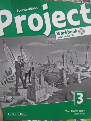Project 3 (4/ed.) -p- Workbook  Impecable