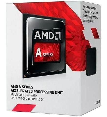 Processador Amd A-séries A6-7480 3.5ghz Fm2+ 8 Núcleos Box