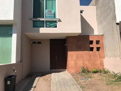 Bonita Casa En Renta En Canteras Del Centinela