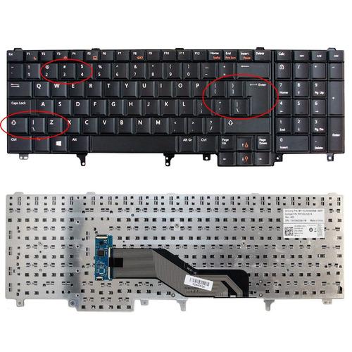 Teclado Dell Precision M4600 M4800 M6600 M6800 Hg3g3