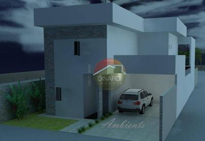 Casa Com 3 Dormitórios À Venda, 155 M² Por R$ 430.000 - Ca7173