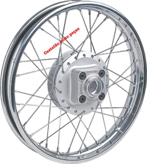 Roda Traseira Moto Titan 125 2000-08