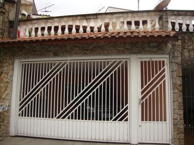 Sobrado Em Vila Formosa, São Paulo/sp De 130m² 3 Quartos À Venda Por R$ 450.000,00 - So234851