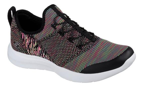 Zapatillas Skechers Studio Comfort Mix Running Mujer Importa