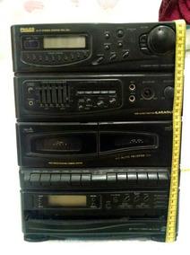 Radio Philco Pml-600 Hi-fi Para Desmanche Retirar Peças