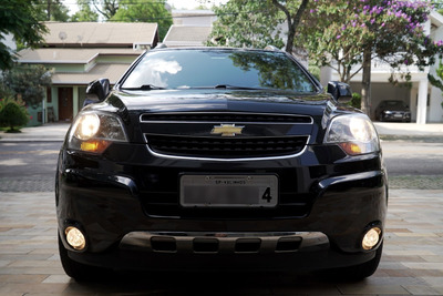 Chevrolet Captiva 3.0 Sfi Awd V6 24v 4p Automático 6 Marchas